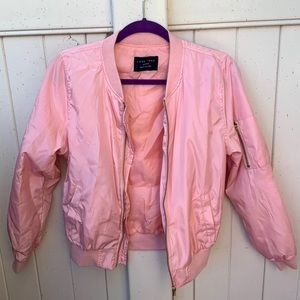💕 light pink jacket 💗
